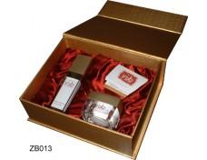 Fragrance Golden Paper Box