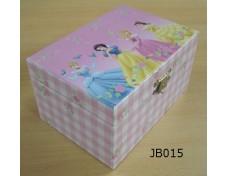 Wooden Disney Music Box
