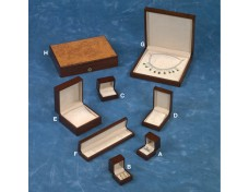 Wooden Jewelry Display Boxes