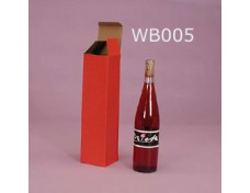 Cheap Corrugated Paper Wine Boxes