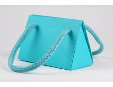 Bule Paper Hand bags