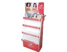cardboard promotion stand