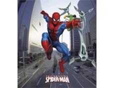 3D spider-man card