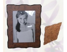gloss wooden photo frames