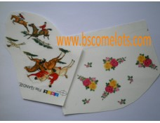 water transfer printing stickers