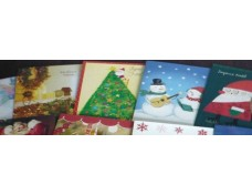Seasonal cards printing factory