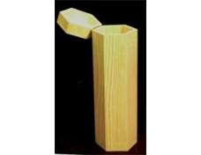 Elan Bamboo Wood Wine Box