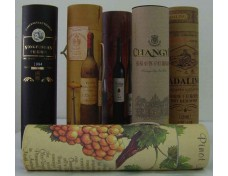 Paper Wine Tubes