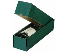 Olive Oil Fluted Box